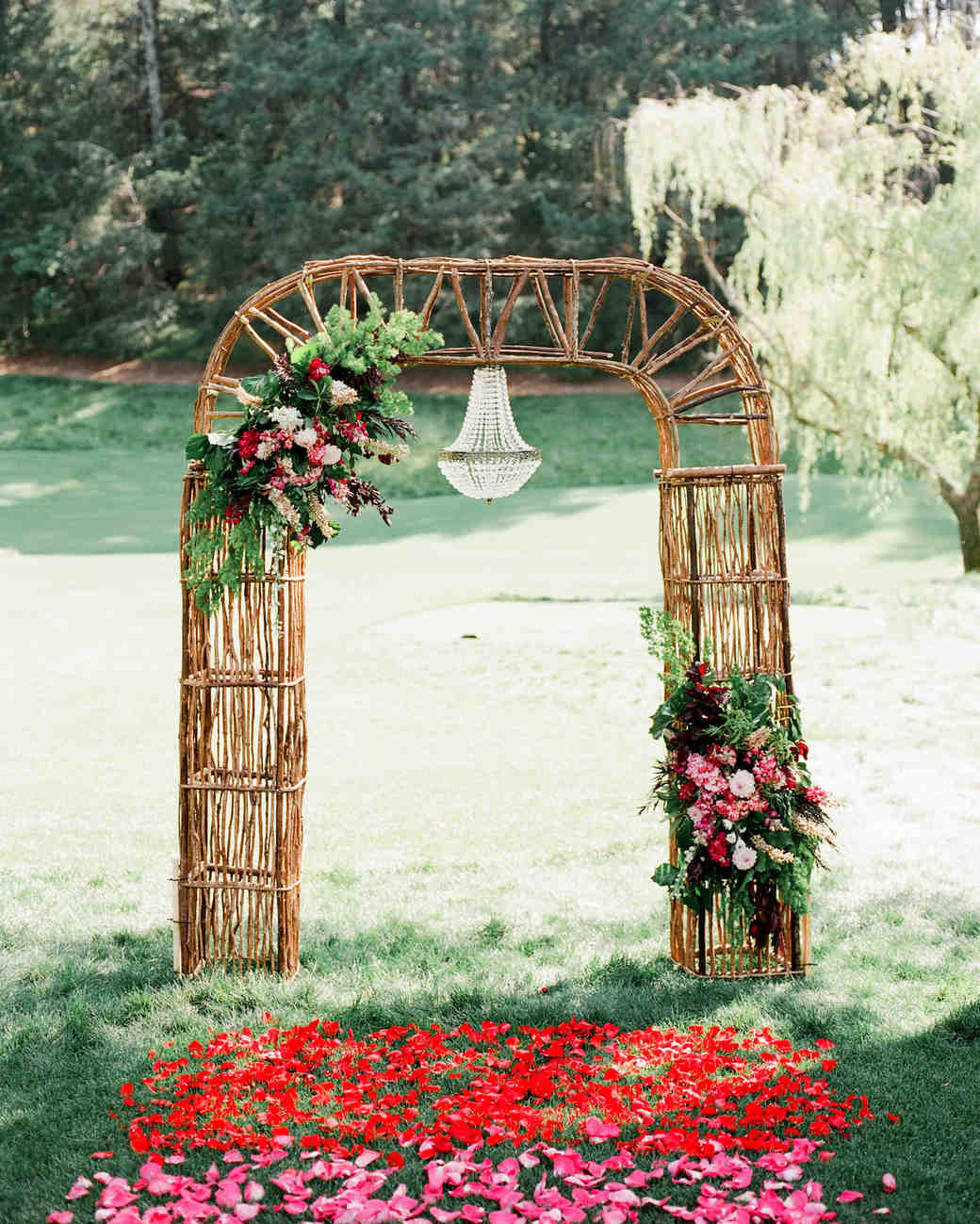 Romantic Valentine S Day Inspired Wedding Ideas Martha Stewart