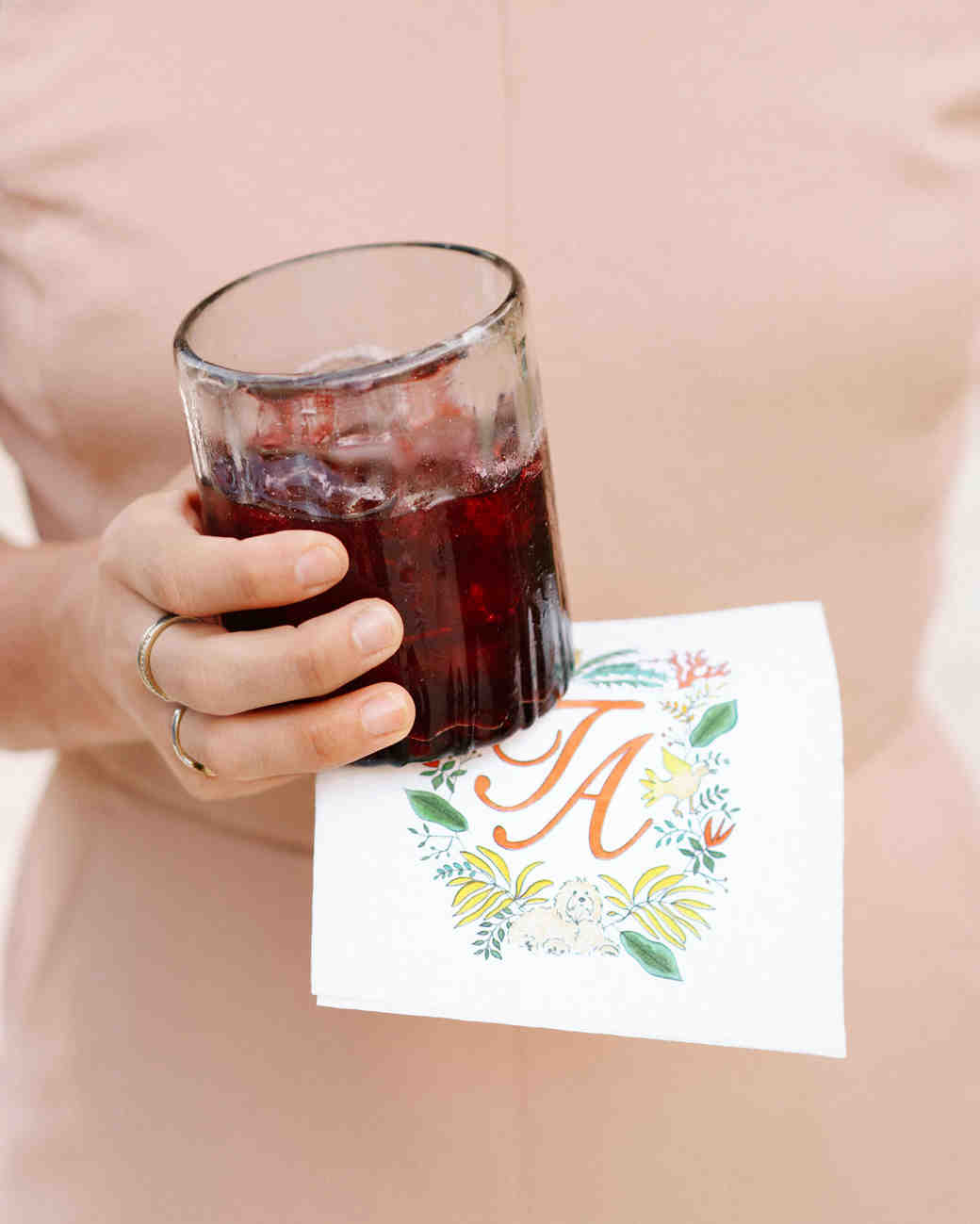 ariel trevor wedding tulum mexico signature cocktails