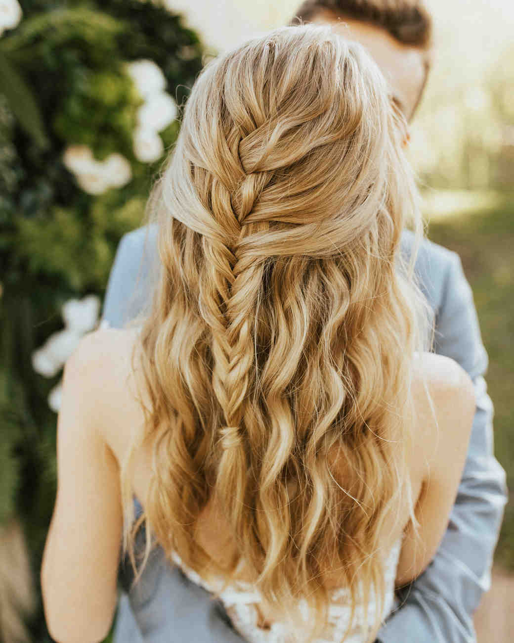Wedding Braids For Long Hair: 37 Pretty Wedding Hairstyles For Brides With Long Hair