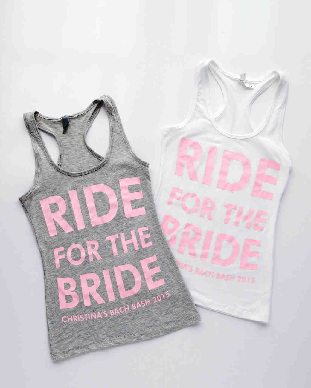 Custom Bachelorette Tank Tops