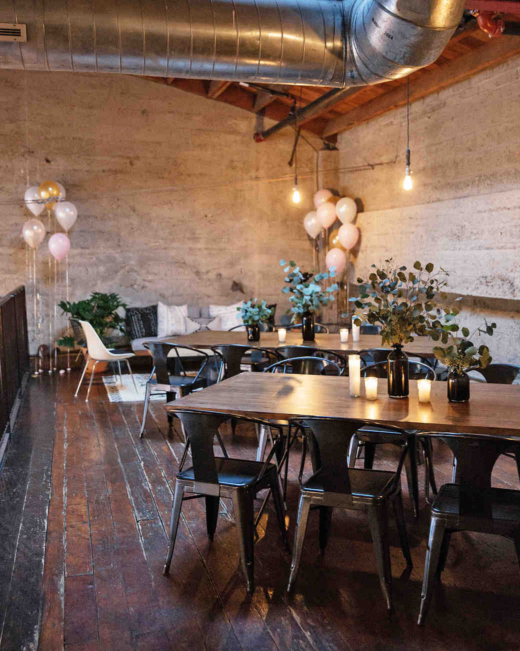 top city bridal shower venues luce loft