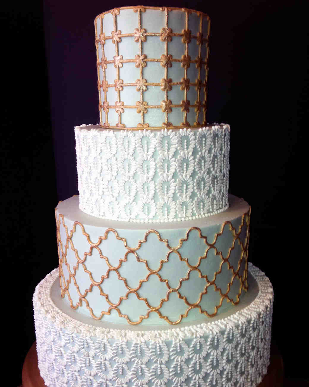 A Sweet Guide To Choosing A Frosting For Your Wedding Cake - Frosted Wedding Cakes