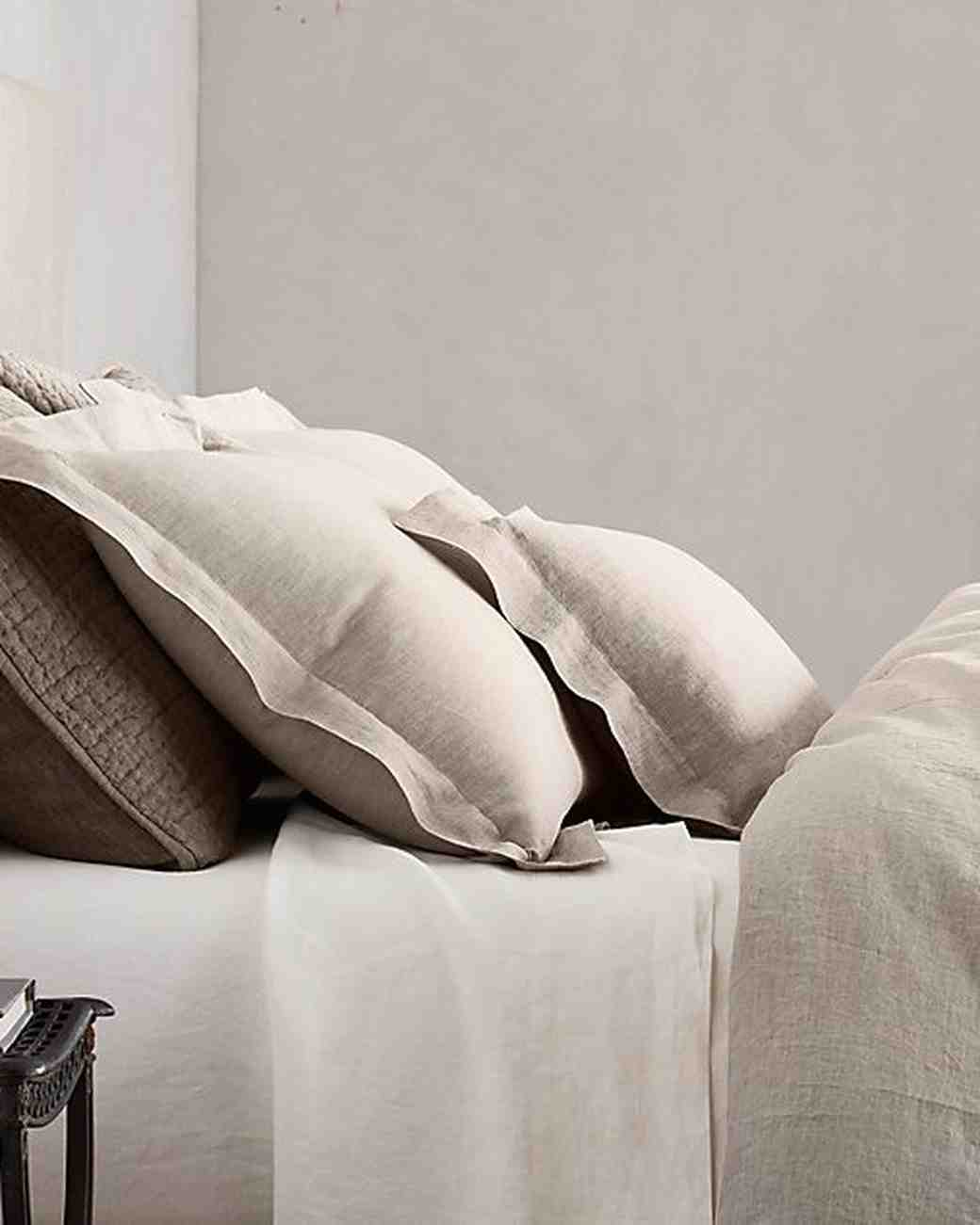 Linen Wedding Anniversary Gifts, Restoration Hardware Bedding