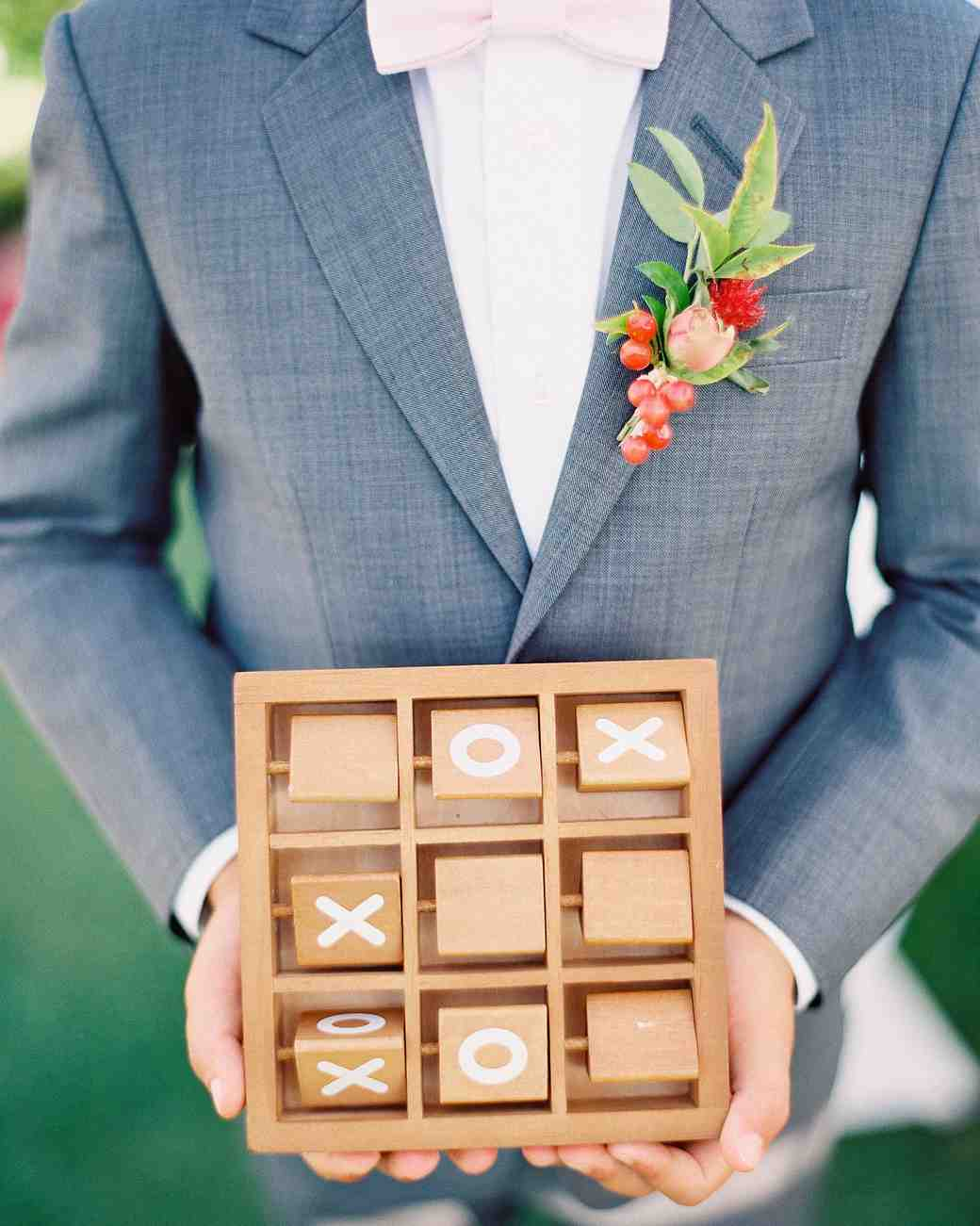 tic tac toe game favors