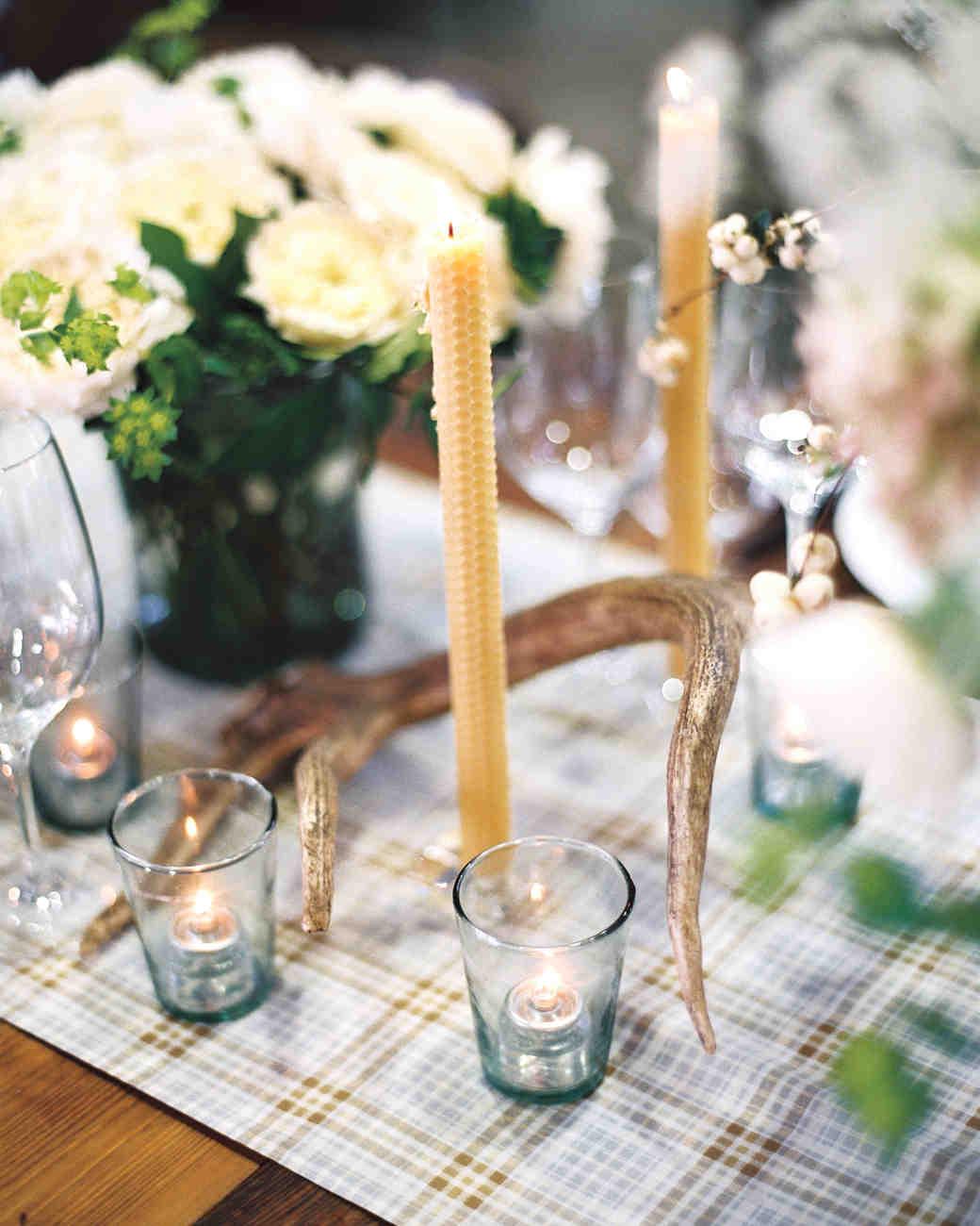Bon 14 Ideas That Prove Antlers Make Awesome Wedding Décor | Martha Stewart  Weddings