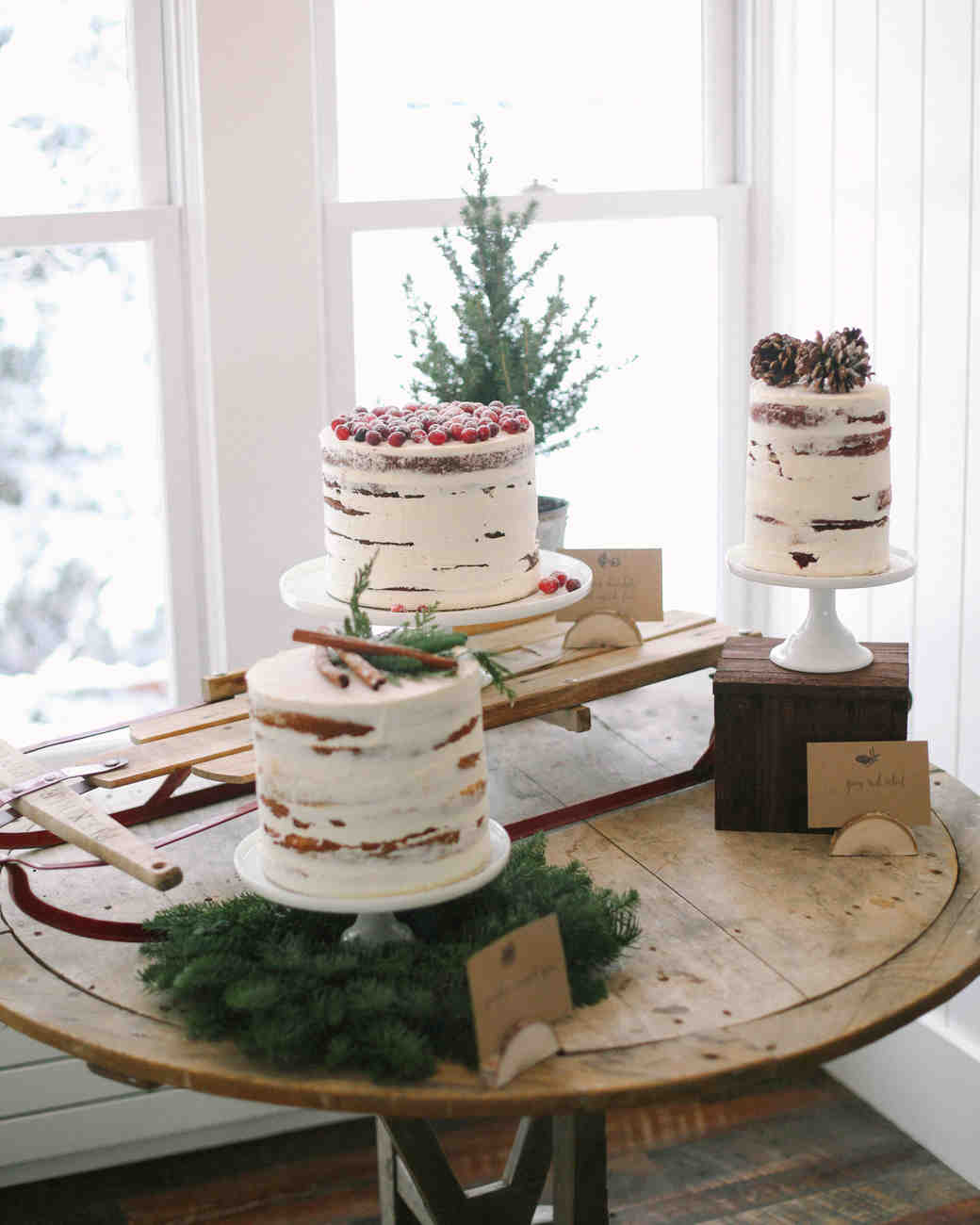 19 tips for throwing the ultimate winter bridal shower martha stewart weddings
