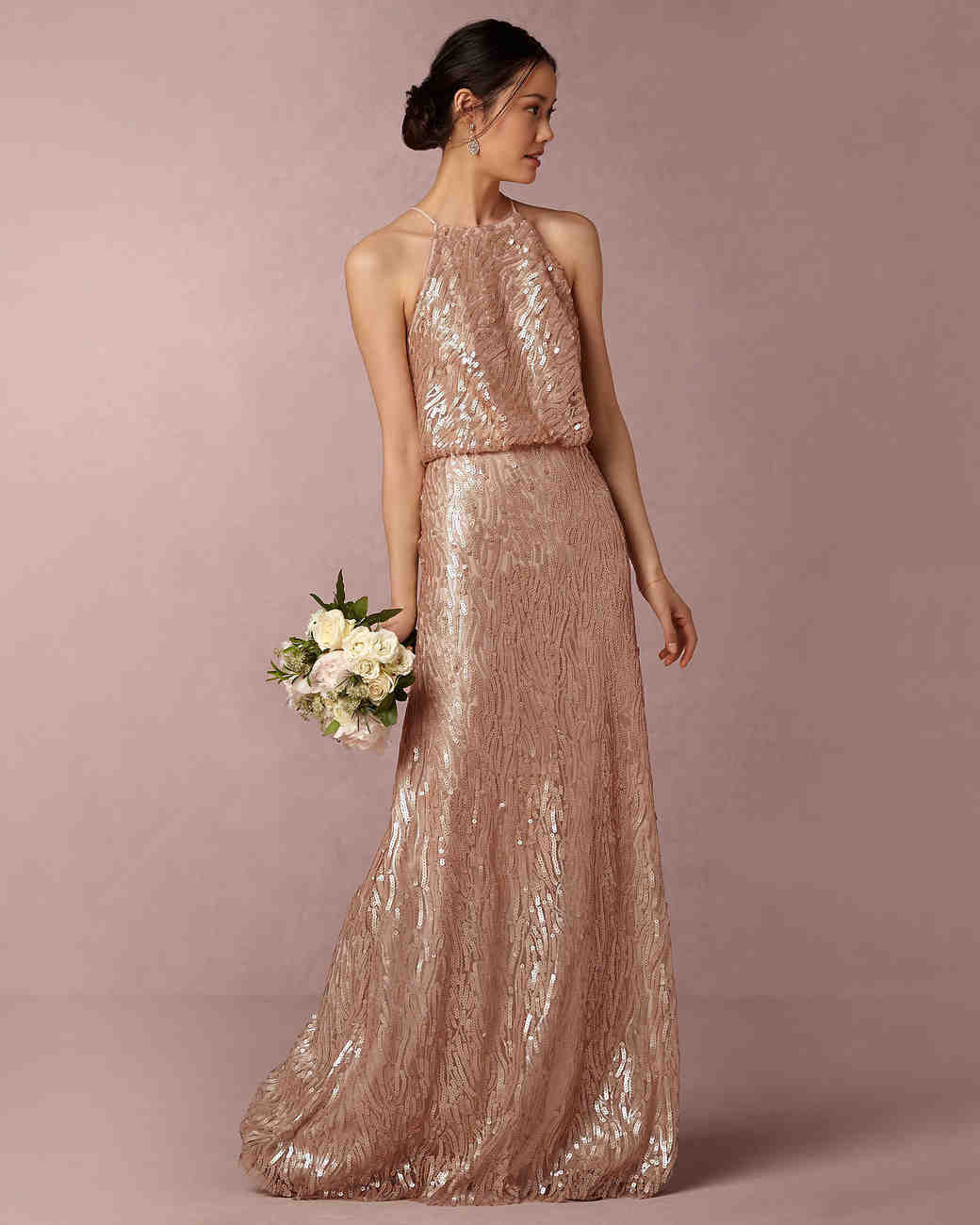 3d892a9bbb Metallic Bridesmaid Dresses That You Can Wear Over and Over Again ...