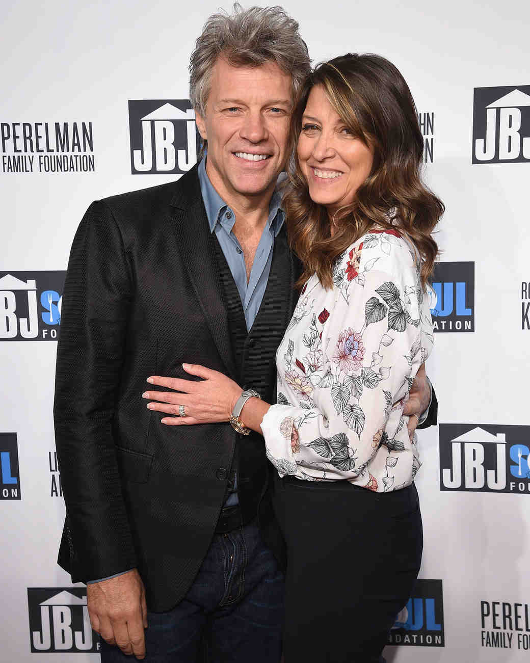 longest celebrity relationships jon bon jovi dorothea hurley getty