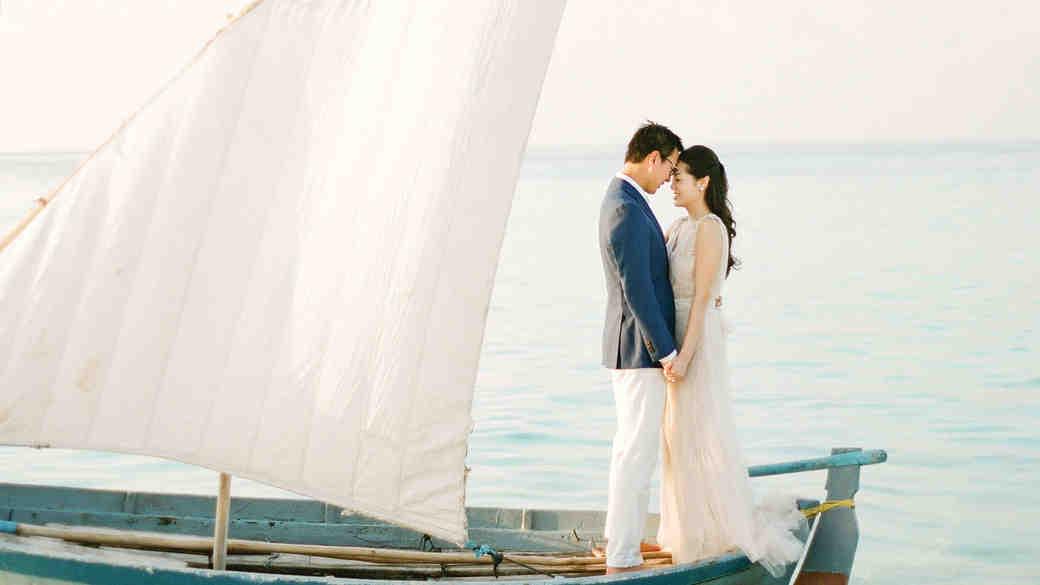 A Multi-Day Wedding in the Maldives