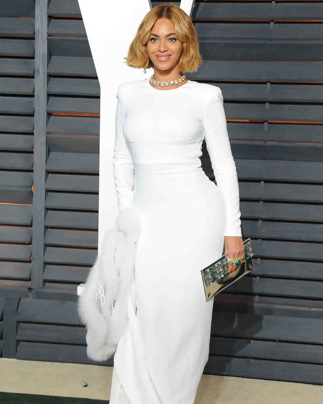 12 Times Beyoncé Wore Wedding Dresses Just Because | Martha Stewart ...