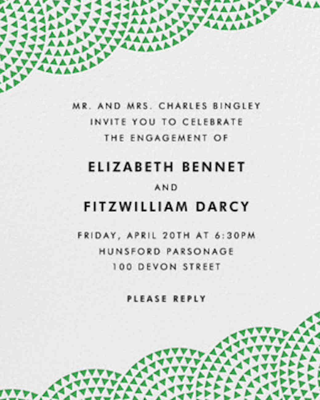 35 Paperless Engagement Party Invites | Martha Stewart Weddings