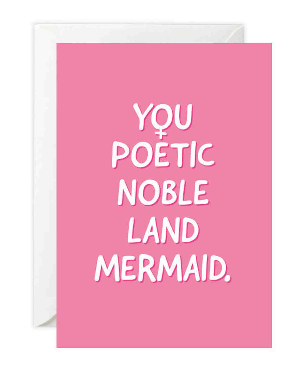 30 Hilarious Valentine S Day Cards Martha Stewart Weddings