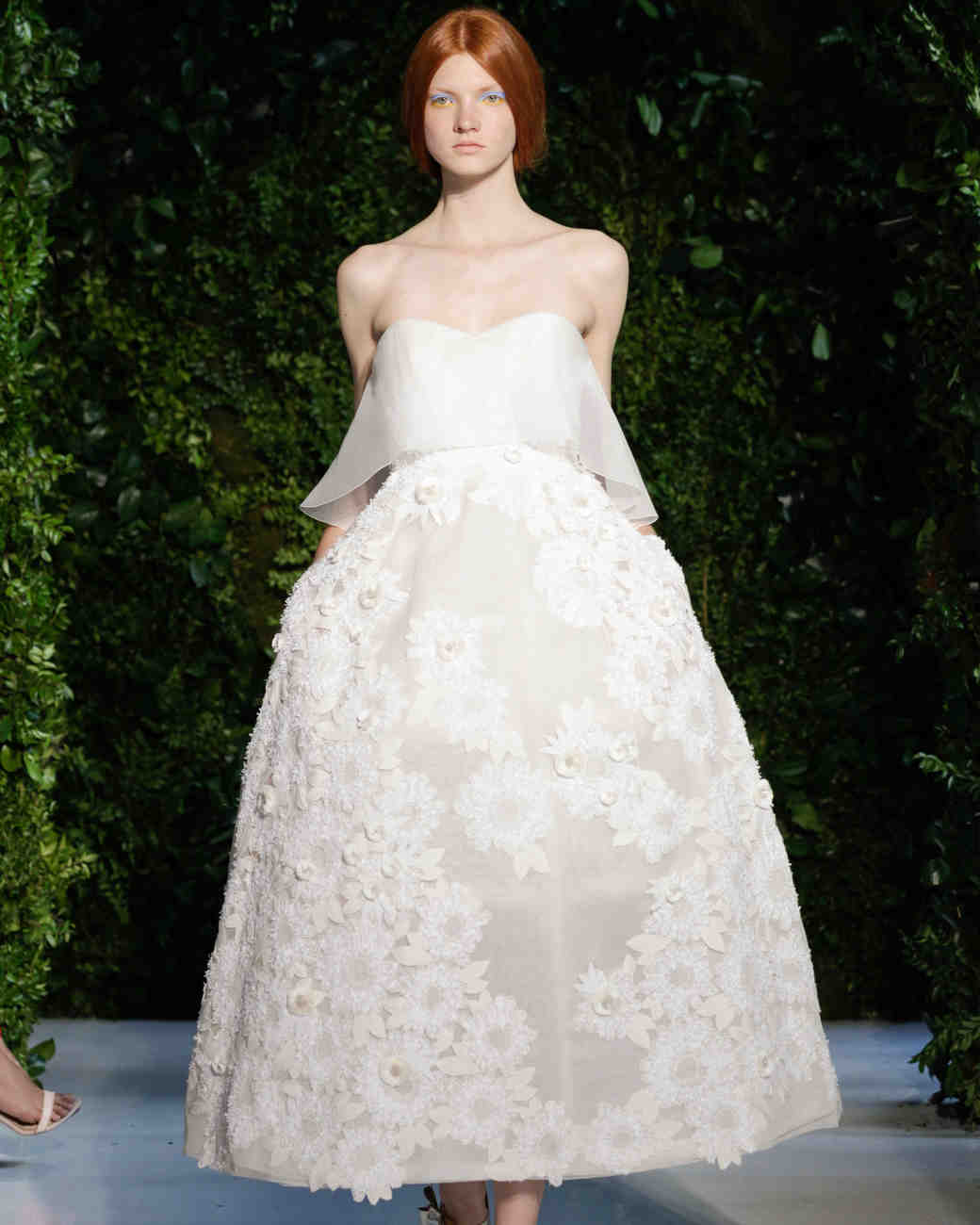 Wedding Worthy Dresses From New York Fashion Week Martha Stewart