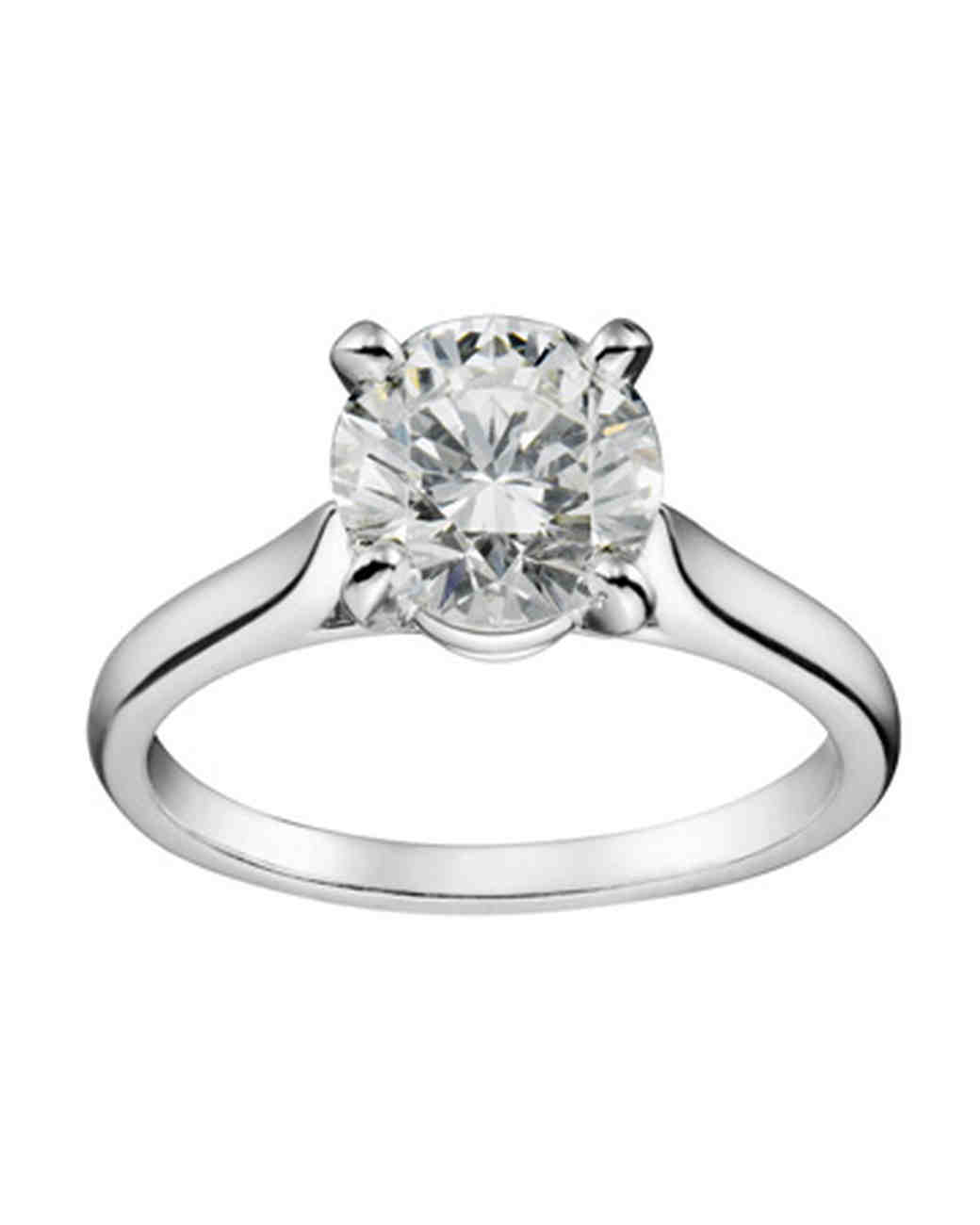 Engagement Ring Styles Martha Stewart Weddings