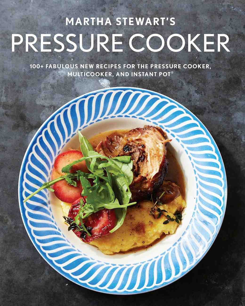 martha stewart pressure cooker cook book