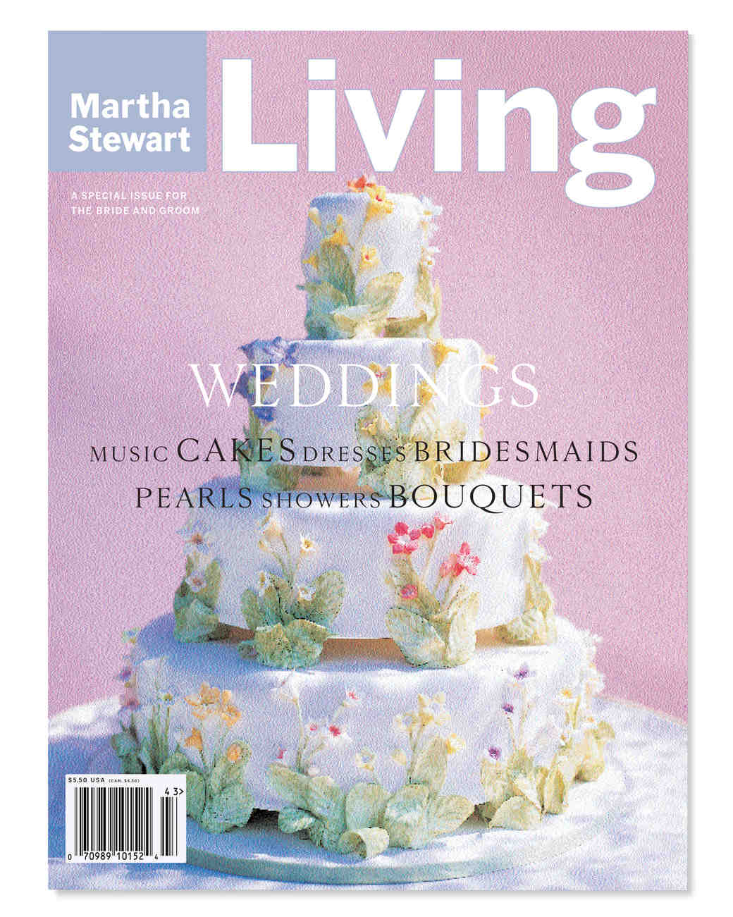 Martha On 20 Years Of Stewart Weddings