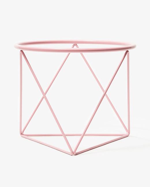 pink registry planter