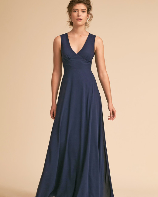 "BHLDN ""Capulet"" V-Neck Dress"