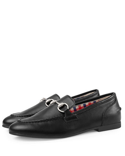 ring bearer shoes black leather moccasins