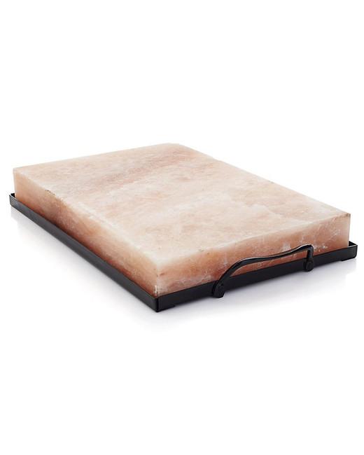 pink registry salt plate