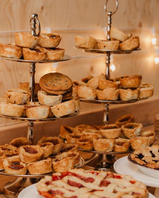 wedding pies katie taylor