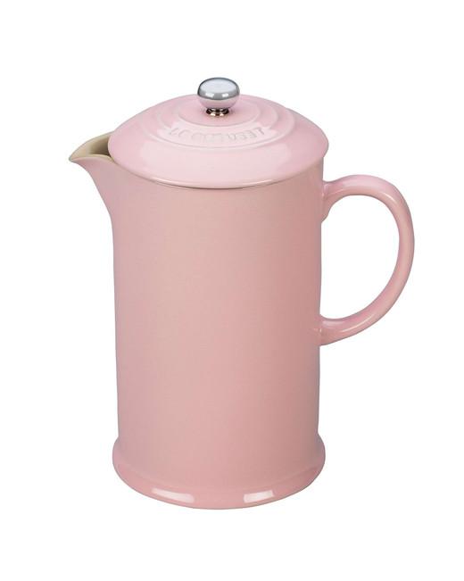 pink registry french press