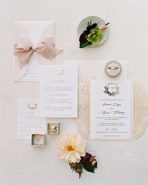 dianna amar wedding invites