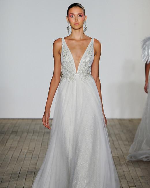 Wedding Gowns By Lazaro: Lazaro Fall 2019 Wedding Dress Collection