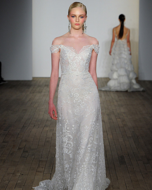 Lazaro Fall 2019 Wedding Dress Collection: Lazaro Fall 2019 Wedding Dress Collection