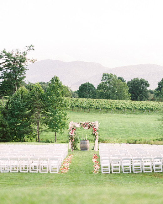 dawn rich wedding ceremony location