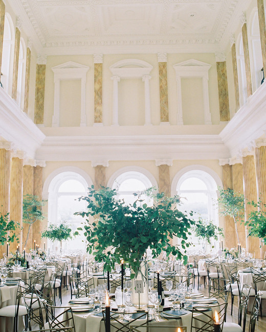 Powerscourt Estate & Gardens reception area