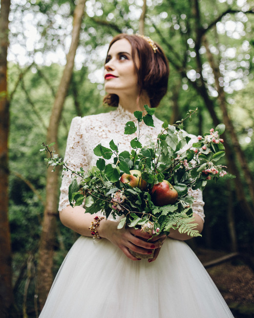 apple wedding ideas chloe lee