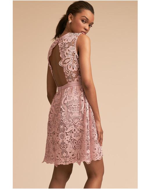 lace bridesmaid dresses bhldn
