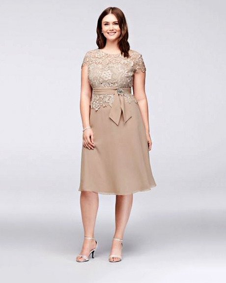 517c1461a64 Short Dresses for the Mothers of the Bride and Groom