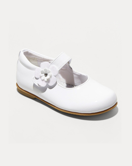 flower girl shoes ballet flats with flowers
