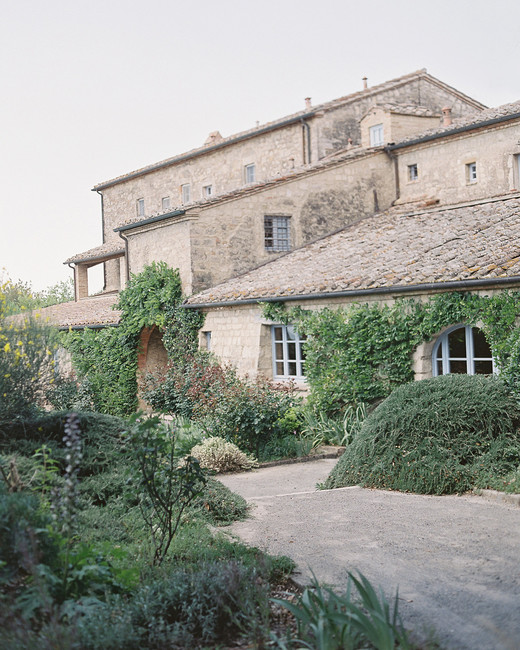 Tuscany Italy Villa wedding destination