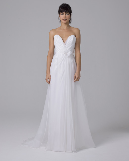 Liancarlo strapless wedding dress fall 2019