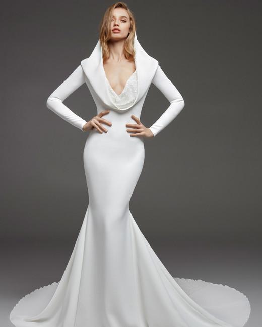 Pronovias Fall 2019 Wedding Dress Collection