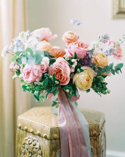 shelby preston wedding bouquet