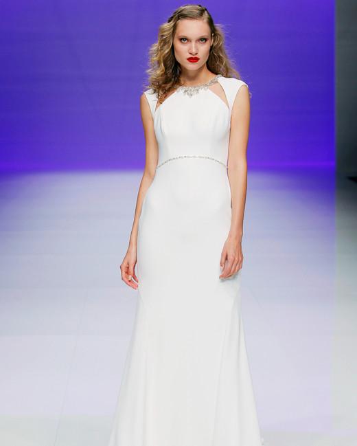 sottero midgley dress spring 2019 cap sleeves a-line high neck