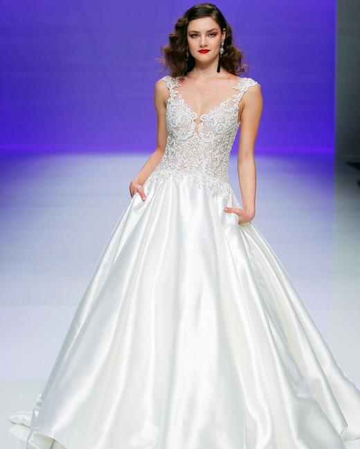 sottero midgley dress spring 2019 ball gown v neck sleeveless