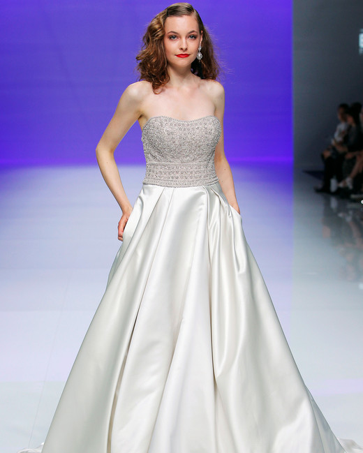 sottero midgley dress spring 2019 strapless beading a-line