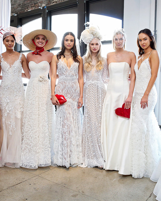 watters wedding dress spring 2019 all looks