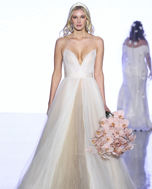 watters sweetheart a-line wedding dress spring 2020