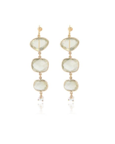 wedding earrings gas bijoux