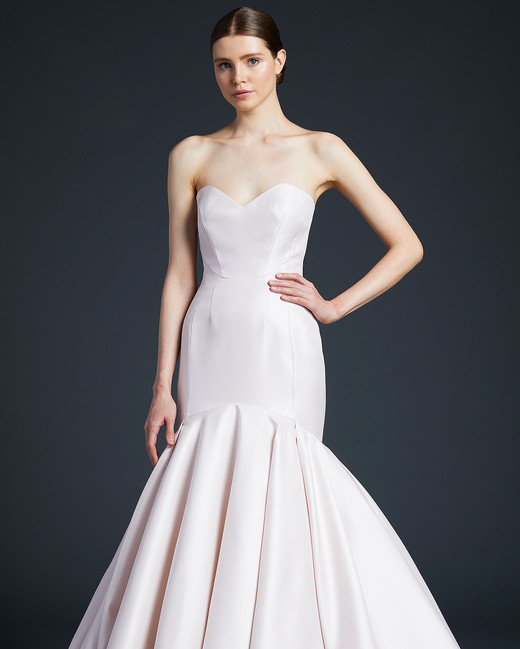 anne barge sweetheart trumpet wedding dress fall 2019