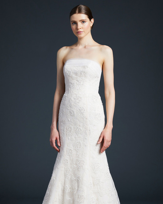 anne barge strapless wedding dress fall 2019
