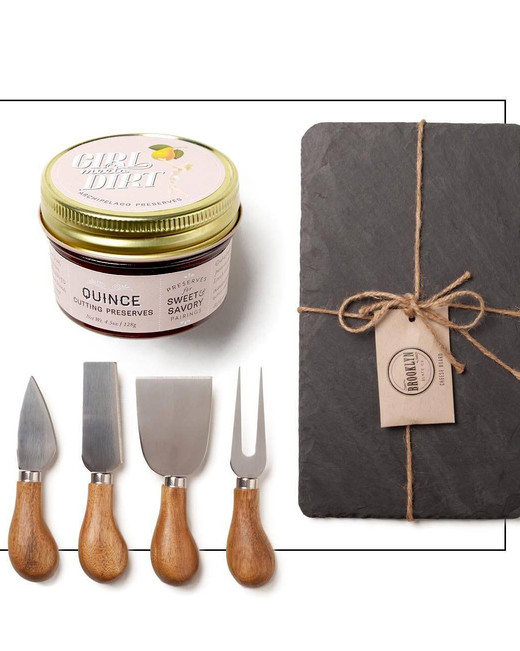 dad gift guide cheese tasting kit