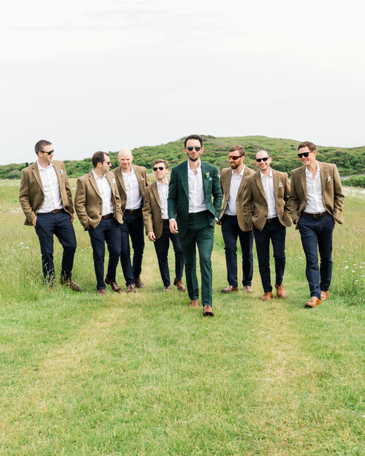 molly ed wedding groomsmen