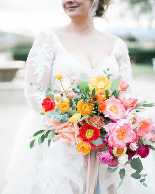 poppy bouquets gabriella santos